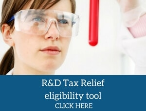 r&d tax credit eligibility tool